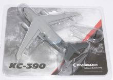 Embraer KC-390 Tanker Transport Demo Livery Lupa Collectors Model Scale 1:250 E